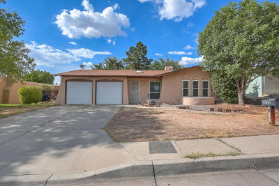 Albuquerque NM Single Family Home For Sale: $193,900