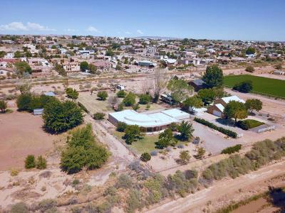 Valencia County Single Family Home For Sale: 1351 Chavez Lane