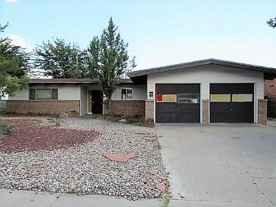 Albuquerque NM Single Family Home For Sale: $154,900