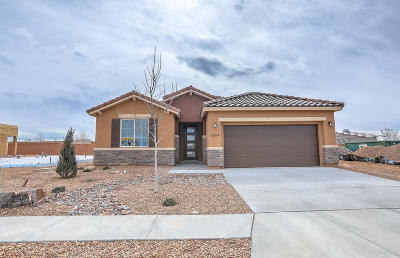Albuquerque NM Single Family Home For Sale: $434,455