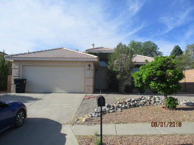 Albuquerque NM Single Family Home For Sale: $177,500