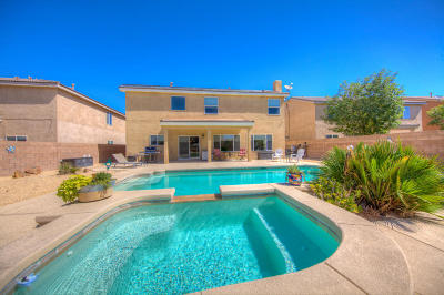 Rio Rancho Single Family Home For Sale: 2516 Corte Castellon SE
