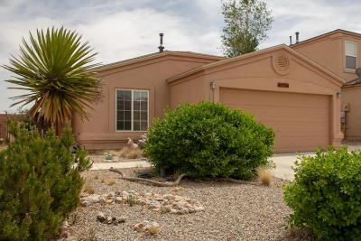 Rio Rancho NM Single Family Home For Sale: $170,000