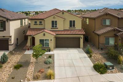 Rio Rancho NM Single Family Home For Sale: $339,900