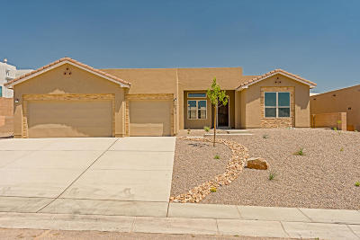 Albuquerque Single Family Home For Sale: 2319 Westcreek Place NW