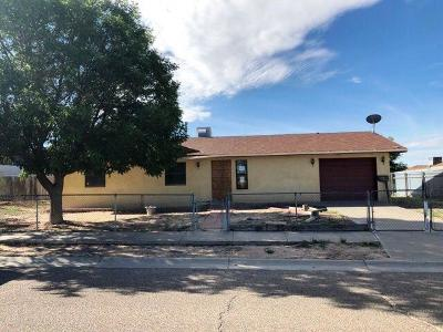 Valencia County Single Family Home For Sale: 507 Hermosa Street
