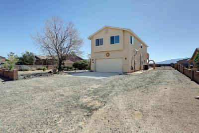 Rio Rancho NM Single Family Home For Sale: $200,000