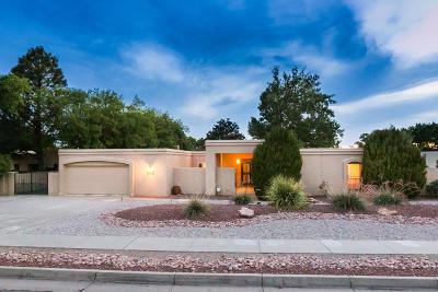Albuquerque Single Family Home For Sale: 5513 Estrellita Del Norte Road NE