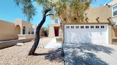 Albuquerque Single Family Home For Sale: 5415 Valentino Street NW
