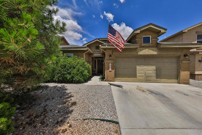 Albuquerque Single Family Home For Sale: 7935 Jamestown Road NW