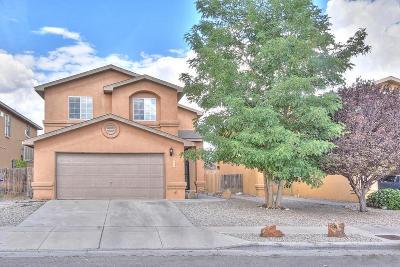 Albuquerque Single Family Home For Sale: 544 90th Street SW