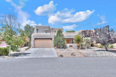 Los Ranchos Single Family Home For Sale: 8913 Ortega Court NW