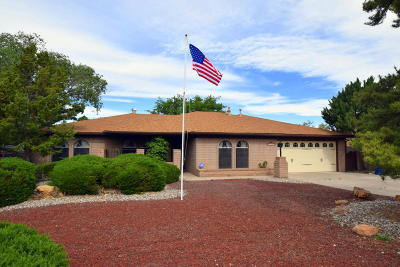 Albuquerque Single Family Home For Sale: 1113 Wagon Wheel Street SE