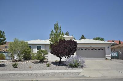 Rio Rancho NM Single Family Home For Sale: $228,000
