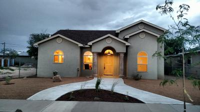 Albuquerque Single Family Home For Sale: 1250 7th Street NW
