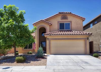 Bernalillo Single Family Home For Sale: 1201 San Gabriel Street