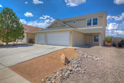 Rio Rancho NM Single Family Home For Sale: $245,000