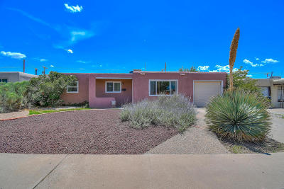 Albuquerque Single Family Home For Sale: 11404 Love Avenue NE