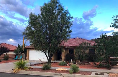 Albuquerque Single Family Home For Sale: 7016 Snapdragon Road NW