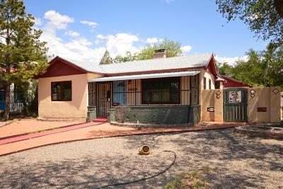 Albuquerque NM Single Family Home For Sale: $419,800
