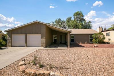 Single Family Home For Sale: 7017 Christy Avenue NE