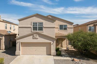 Albuquerque NM Single Family Home For Sale: $237,000