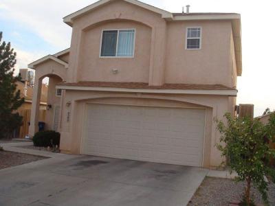 Albuquerque NM Single Family Home For Sale: $154,000