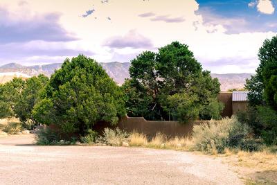 Albuquerque NM Single Family Home For Sale: $400,000