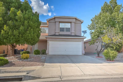 Single Family Home For Sale: 7005 Eagle Mesa Road NE