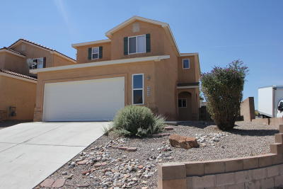 Albuquerque Single Family Home For Sale: 6460 Duero Place NW