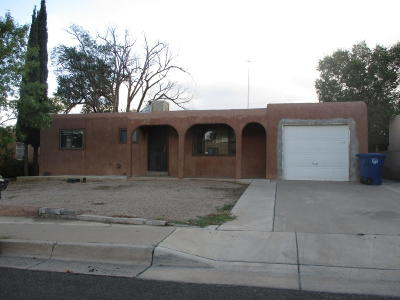 Bernalillo County Single Family Home For Sale: 2323 Cardenas Drive NE
