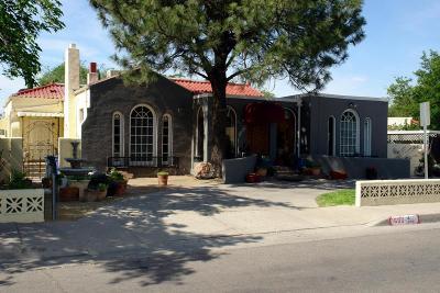 Albuquerque Multi Family Home For Sale: 1606 Roma Avenue NE