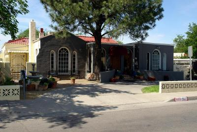 Albuquerque NM Multi Family Home For Sale: $525,000