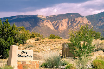Placitas Single Family Home For Sale: 43 Sky Mountain Road