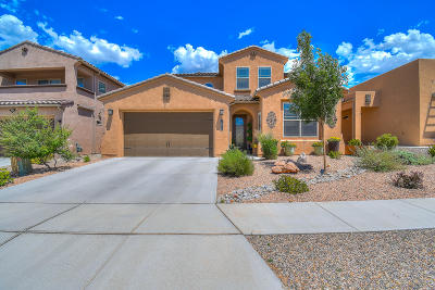 Albuquerque NM Single Family Home For Sale: $429,000