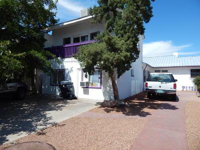 Albuquerque Single Family Home For Sale: 1715 Sigma Chi Road NE