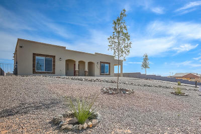 Rio Rancho Single Family Home For Sale: 6229 Nacelle Road NE