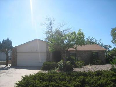 Albuquerque, Rio Rancho Single Family Home For Sale: 88 Arizona Sunset Road NE