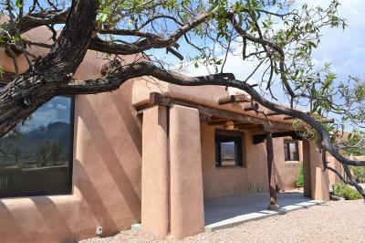 Placitas Single Family Home For Sale: 3 Trails Road West