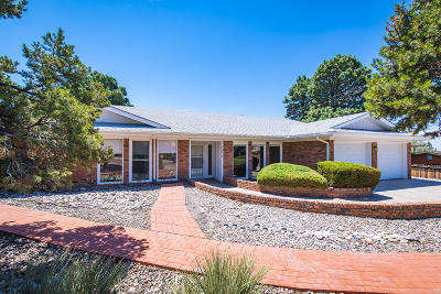 Bernalillo County Single Family Home For Sale: 908 Ganado Court SE