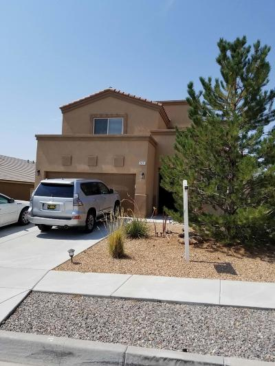 Rio Rancho Single Family Home For Sale: 2571 Cerro Parrido Road SE