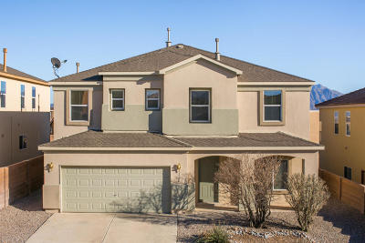 Rio Rancho Single Family Home For Sale: 5526 Luna Drive NE