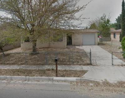 Albuquerque Single Family Home Active Under Contract - Short : 8920 Benavides Road SW