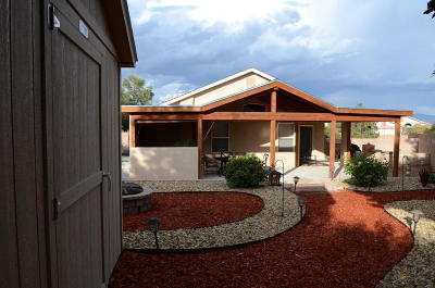 Valencia County Single Family Home For Sale: 2790 Clear Sky Street SW
