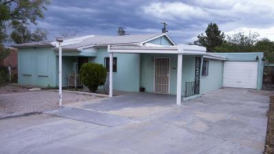 Albuquerque NM Single Family Home For Sale: $92,900