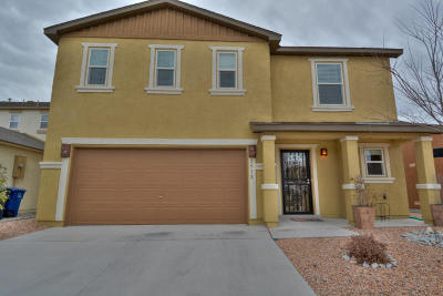 Albuquerque Single Family Home For Sale: 2918 Gault Trail SW