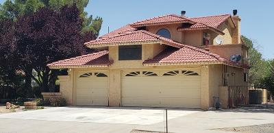 Albuquerque NM Single Family Home For Sale: $286,000