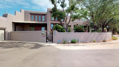 Bernalillo County Single Family Home For Sale: 11405 Eagle Rock Avenue NE