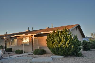 Rio Rancho Multi Family Home For Sale: 650 Vancouver Road SE #1-009-0