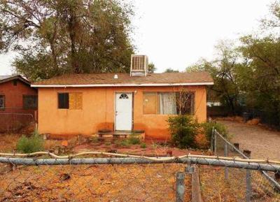 Albuquerque Single Family Home For Sale: 2300 Shady Lane SW